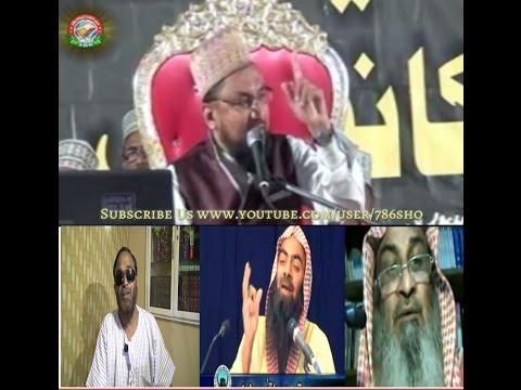 Funny Arabi Nahi Aati Ka Jawab Jalaludin Qasmi Aur Uski Wahabiyat ki urdu Suniye Farooque Khan Razvi