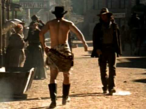 Half-Naked Ezra - The Magnificent Seven TV Series