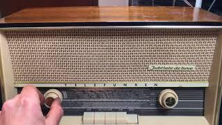 Telefunken  Jubilate de luxe 1461 Röhrenradio
