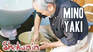 Shokunin | Mino-Yaki 職人シリーズ・美濃焼