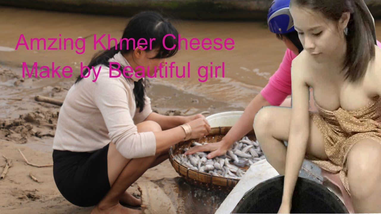 Teen girls in Kampong Cham