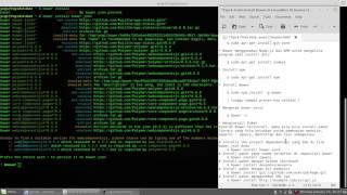 Tips & Tricks Install Bower di LinuxMint 18 Serena Cinnamon 64bit
