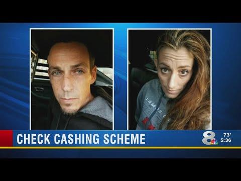 Check Cashing Scheme