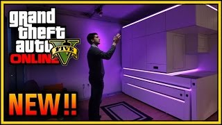 GTA 5 Apartment Customization DLC NEXT!!  (GTA5 Online)