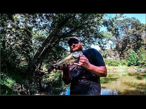 Fishing PA Cricks & Streams - Loyal Hanna And Crooked Creek - With Darryl Frye