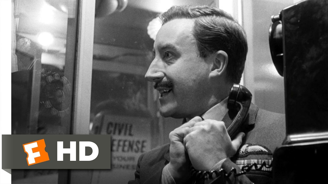 dr strangelove movie clip mandrake calls the president dr strangelove 5 8 movie clip mandrake calls the president 1964 hd