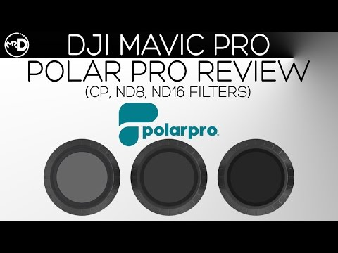 DJI Mavic Polar Pro Filters Review (AWESOME FOR STYLIZED CINEMATOGRAPHY!)