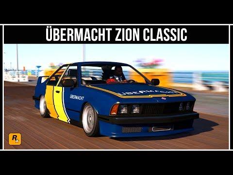 GTA Online: Ubermacht Zion Classic - ОБЗОР НОВОГО АВТОМОБИЛЯ