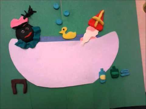 Sinterklaas in bad youtube - Eiland zwarte bad ...