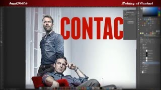 CONTACT - MAKING OF
