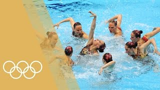 Russia - Synchronized Swimming | Champions of London 2012