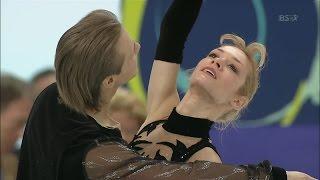"""[HD] Albena Denkova and Maxim Staviski - 2002 Worlds CD1 """"Golden Waltz"""""""