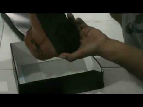 Unboxing Sepatu Boots Slop Safety Blucrat Cell - Sepatu Kerja - Sepatu Ujung Besi
