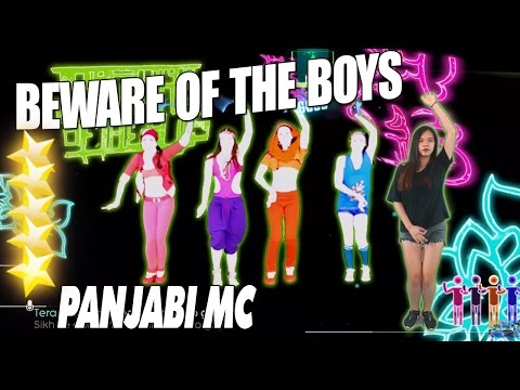 Beware of the Boys (Mundian To Bach Ke) - Panjabi MC [Just Dance 4] Sexy Girl Dance