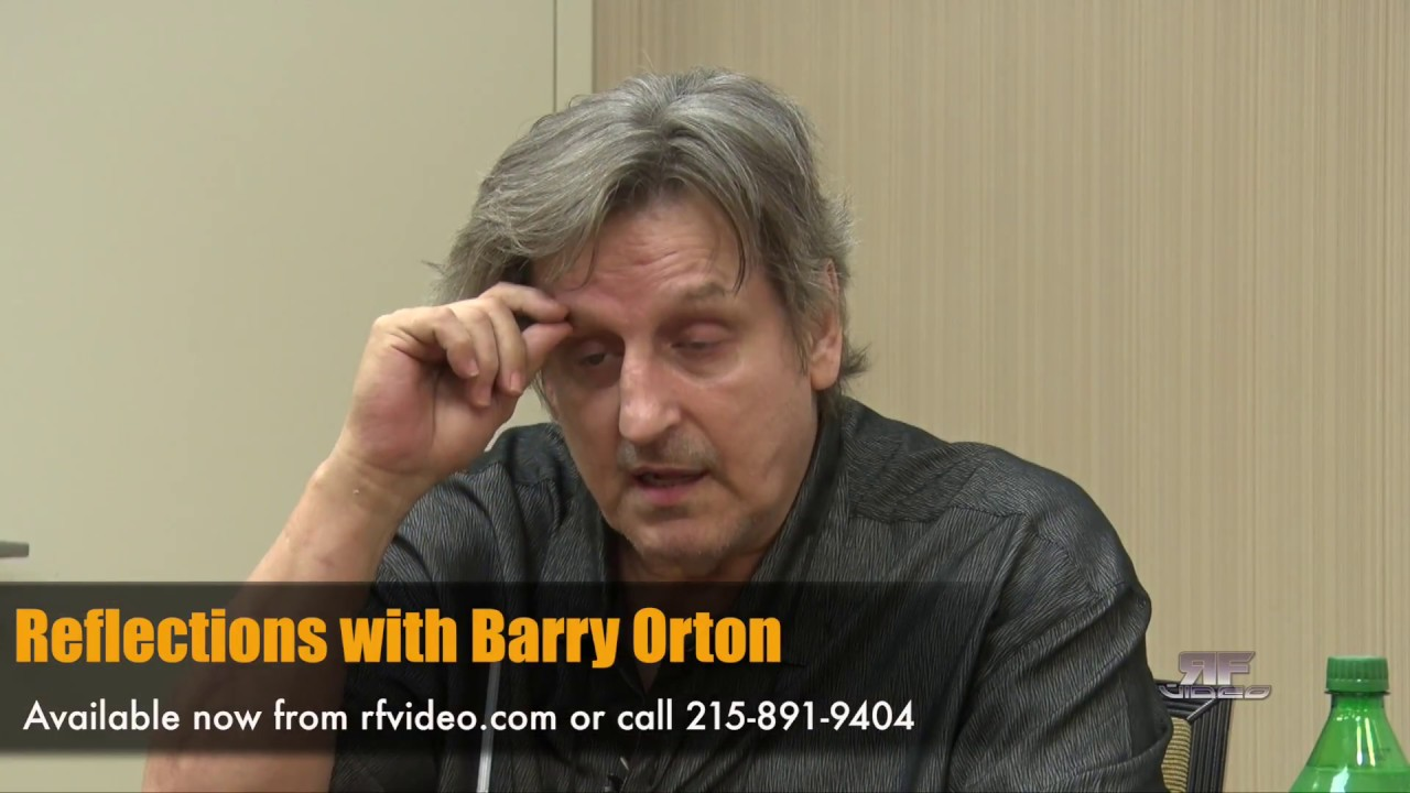 Barry orton