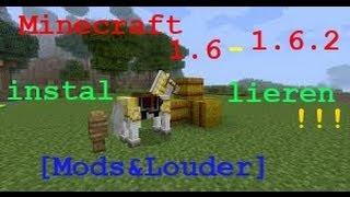[Minecraft] Minecraft 1.6.2 installieren, und bei bedarf auch mit Mods/Modlouder [Deutsch/HD]