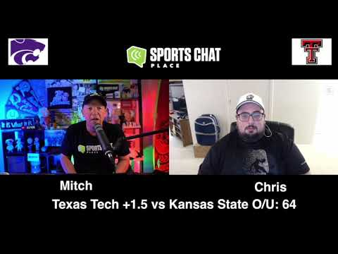 Texas Tech at Kansas State College Football Picks & Prediction Saturday 10/3/20 | Sports Chat Place
