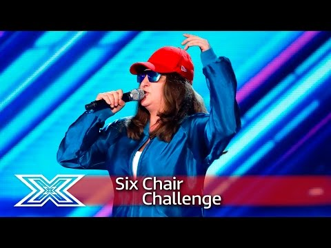 Can Honey G prove she's realest chick in the game? | Six Chair Challenge | The X Factor UK 2016