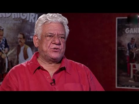 Ompuri Exclusive Interview - Gandhigiri Movie 2016