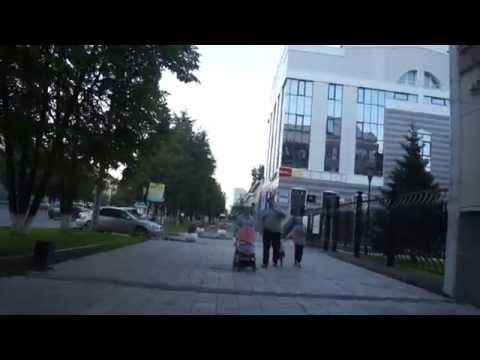 Улица Богдана Хмельницкого в Новосибирске