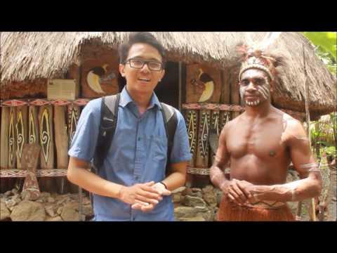 Report of Taman Nusa Gianyar Bali