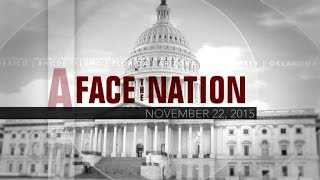 Open: This is Face the Nation, November 22