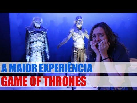 Exposição Game Of Thrones Paris | Experiência The Touring Exhibition GOT