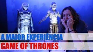 Exposição Game of Thrones PARIS | The Touring Exhibition