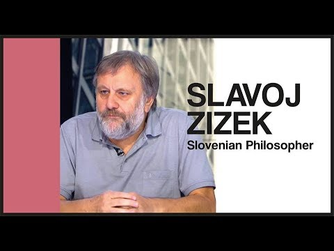 Slavoj Zizek | Cambridge Union