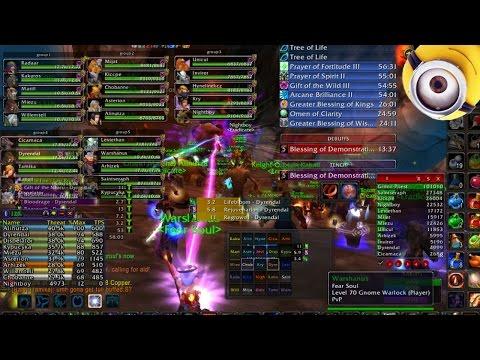 Интерфейс в MMORPG ◉ Всё про онлайн игры