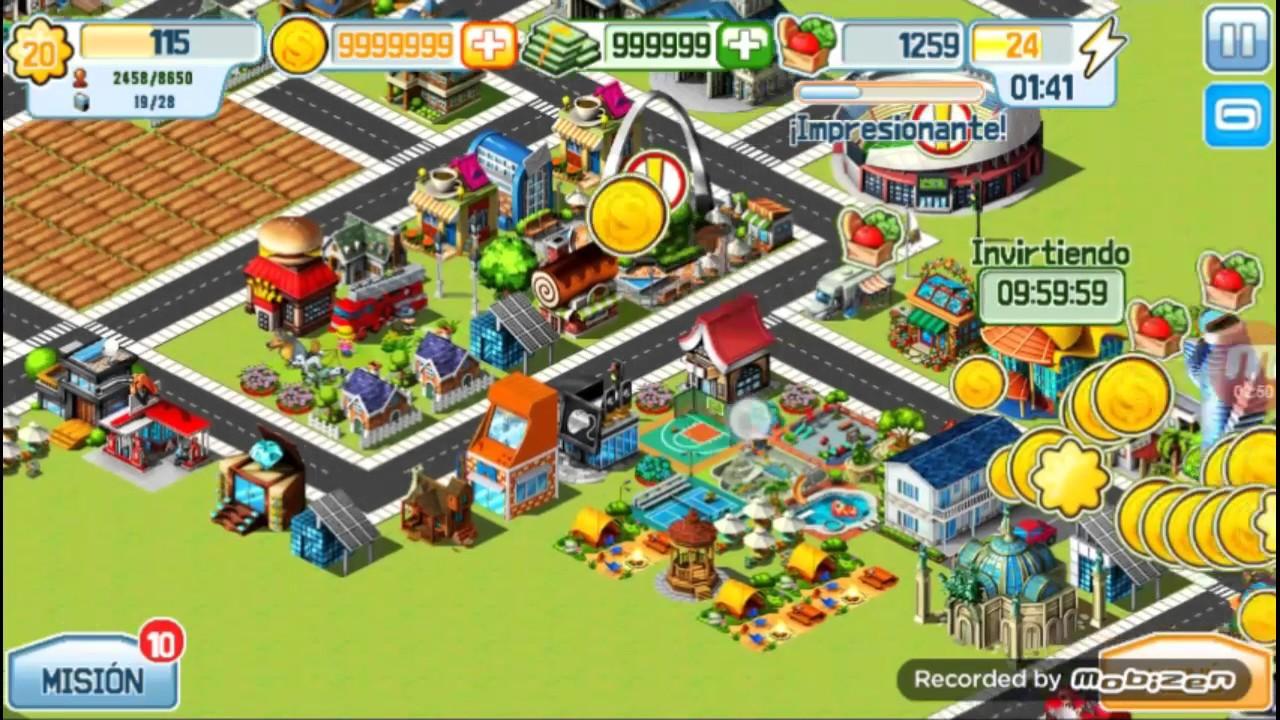 LITTLE BIG CITY HACK APK V4 0 6