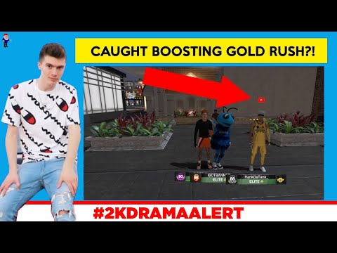 2K PLAYERS ERUPT AFTER HANKDATANK EXPOSED FOR BOOSTING AGAIN!? #2kDramaAlert