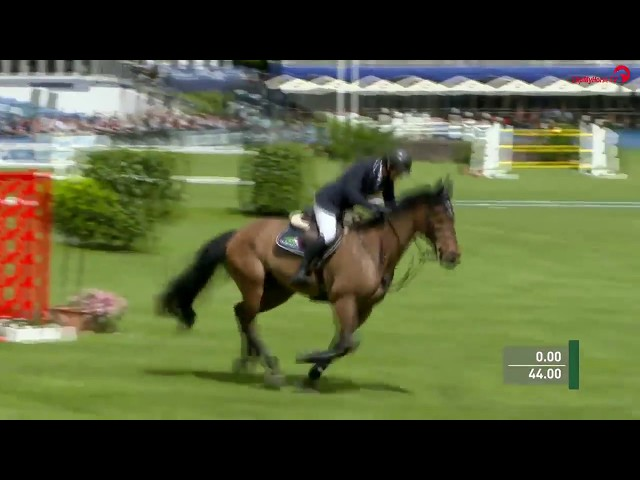 Billy Twomey - Diaghilev - 1. Qualifikation DKB-Riders Tour
