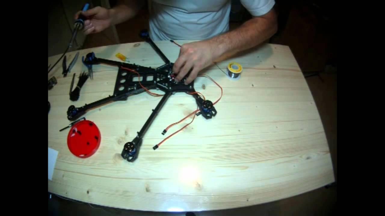 DIY Hexacopter | Big Max Web