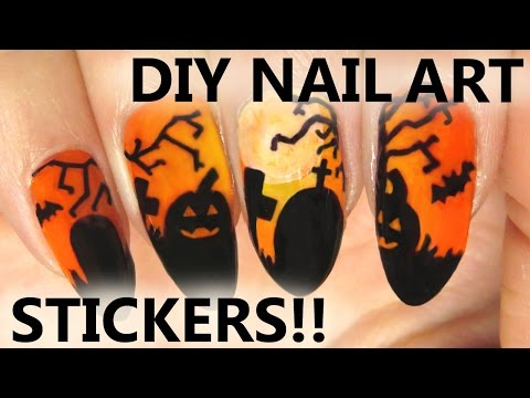 easy-diy-sharpie-halloween-night-nail-art-stickers