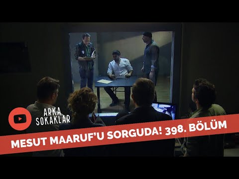 Mesut Maaruf'la Sorguda Tek Başına 398. Bölüm