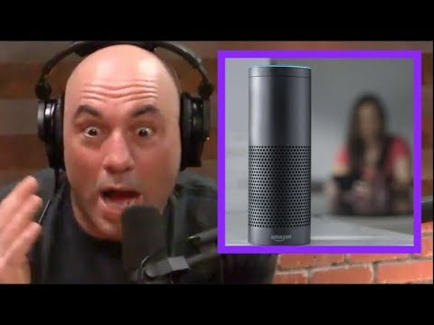 Joe Rogan - Siri & Alexa Are Spying On Us