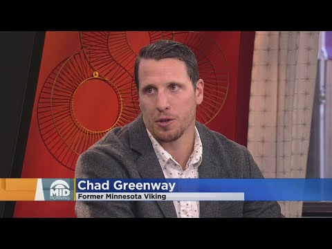 Chad Greenway Deploys Operation Gratitude