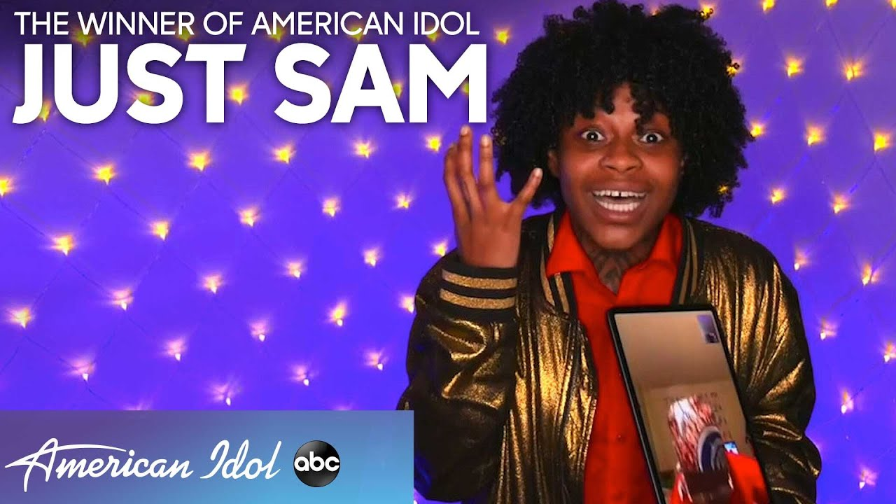 AND THE WINNER IS... JUST SAM - American Idol 2020 on ABC
