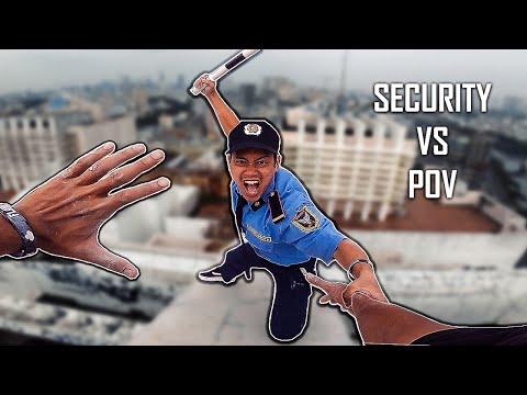 CHẠY ĐI ĐỪNG SỢ | Parkour POV Escape From Vietnam Security | Bảo Upin & Trung Khôn