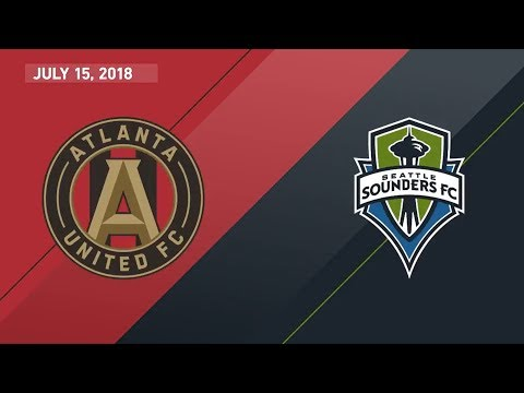 HIGHLIGHTS: Atlanta United FC vs. Seattle Sounders FC | July 15, 2018