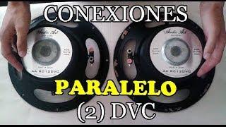 Como Conectar 2 Subwoofers Doble Bobina | Conexión en Paralelo | Car Audio México