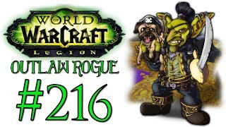 World Of Warcraft: Legion - Outlaw Rogue | Let