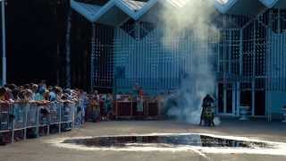 Международный день молодежи в ПКиО Сокольники 11.08 by cherofortuna.com(, 2013-08-30T12:37:41.000Z)