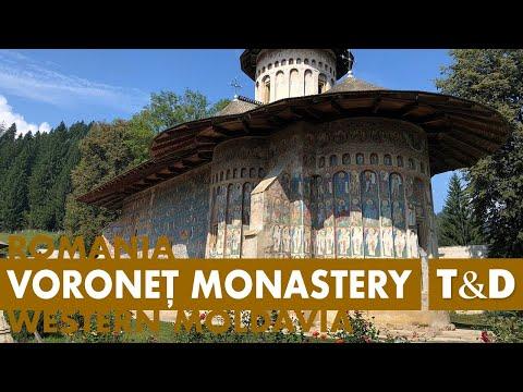 Voroneț Monastery – Western Moldavia, Romania – Travel & Discover