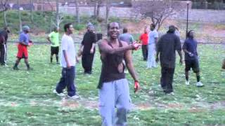 Thanksgiving .TURKEY BOWL FOOTBALL GAME  Official Video  Who Ready For 2013