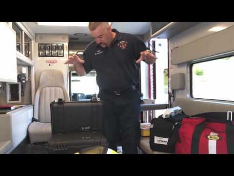 Inside An Ambulance: The Difference Between An ALS And BLS Ambulance