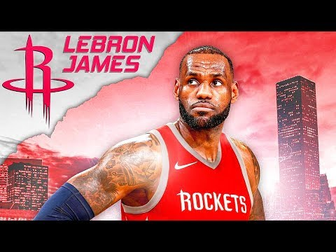 LeBron James Joining Rockets Is IMPOSSIBLE
