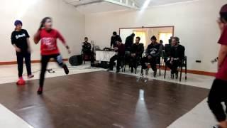 Bgirl battle 2vs2 iran 2014(3)