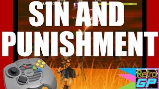 SIN and PUNISHMENT on the Chinese N64 Nintendo iQue - Retro GP